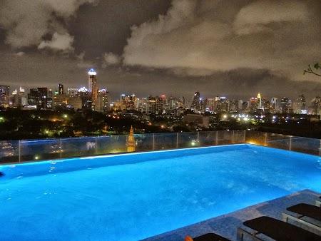 Spa Thailanda: So Sofitel pool