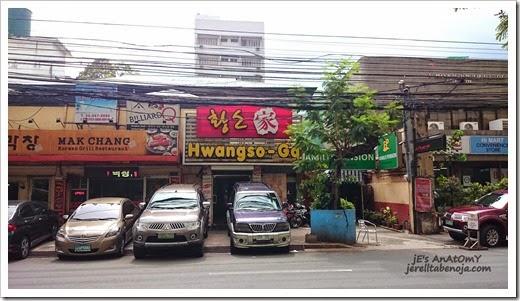 Hwangso-Ga Korean Restaurant
