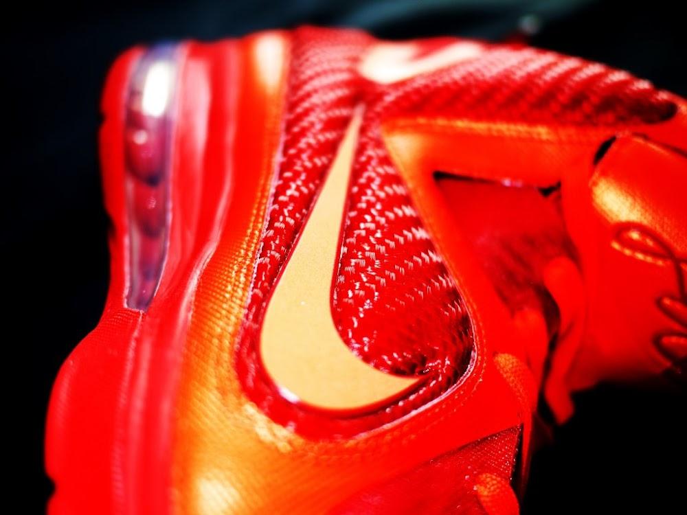 ... Nike LeBron 9 iD Showcase 8220Super Flame8221 by HLeung ...