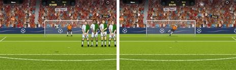 juego de futbol para bb