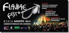 Agosto - Festival de Música tradicional Folk de Chaves. Jul.2013
