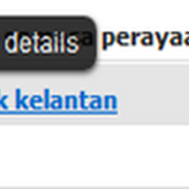 Cara pikat awek Kelantan eh ?