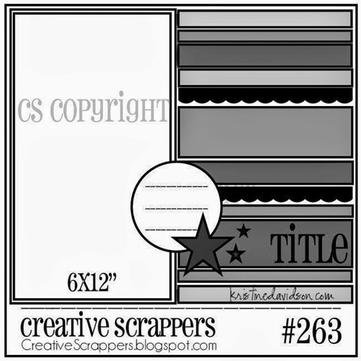 Creative Scrappers 263