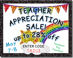 teacher appreciation button tpt