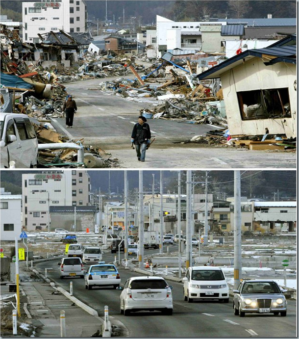 Tsunami  One year later Photos   Tsunami  One year later Pictures - Yahoo! News-133712