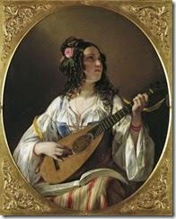 amerling-friedrich-von-1803-1887-die-lautenspielerin-1838-belvedere-wien
