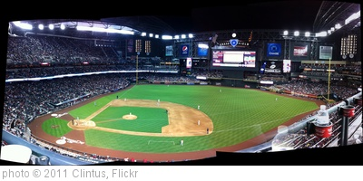 'Chase Field Panoramic' photo (c) 2011, Clintus - license: http://creativecommons.org/licenses/by-sa/2.0/