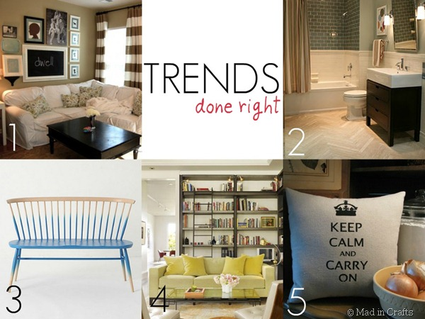 trends collage