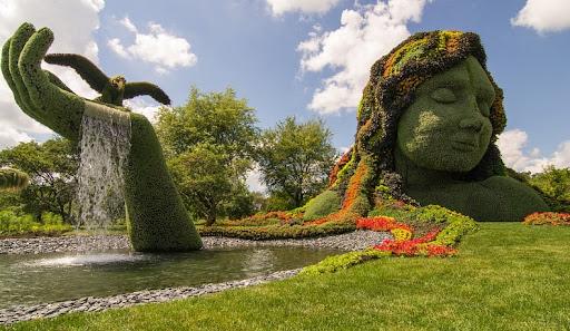 Attirant Mosaiculture Exhibition 2013 At Montreal Botanical Garden | Amusing Planet