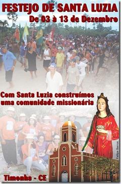 cartaz de santa luzia - para o blog imagem