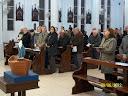 Missa em honra a Champagnat e Jubileu Ir. Bernardi
