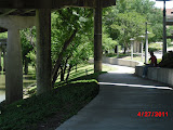 Sabine to Bagby Promenade in downtown Houston Texas