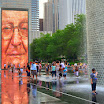 Crown Fountain - Millenium Park