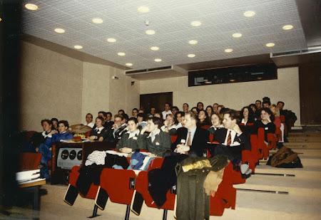Studii Franta: OECD Paris