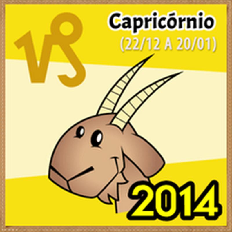 Capricórnio ● Previsão 2014