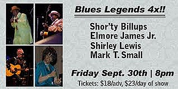 Blues Legends X 4