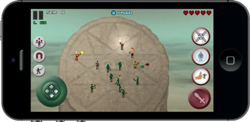Onlyone sword fighting ios game