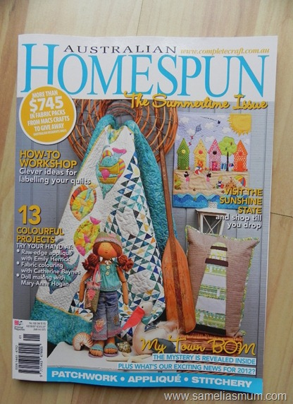 Homespun - Summer Issue (749x999)