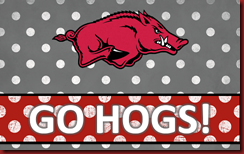arkansas razorbacks go hogs sm