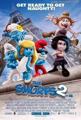 The Smurfs 2 (2013) 720P - 800MB - YIFY