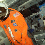 space suit in Cape Canaveral, Florida, United States
