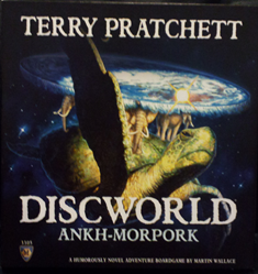 Discworld Game Box
