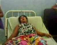 Polícia foi chamada após discurção entre familiares de uma gestante e funcionários de Hospital em Acopiara