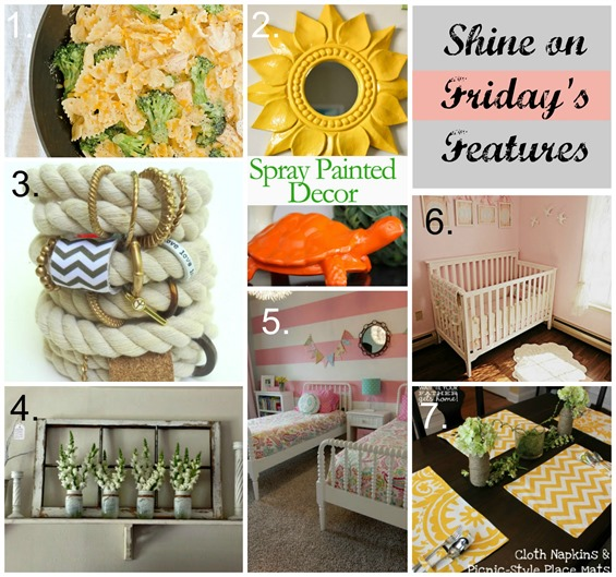 Shine on Fridays Feature 5-1