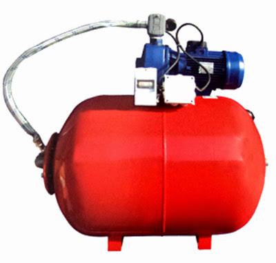 Hydropack sistema de presion estanque aquasystem 24 litros for Membrana para hidropack