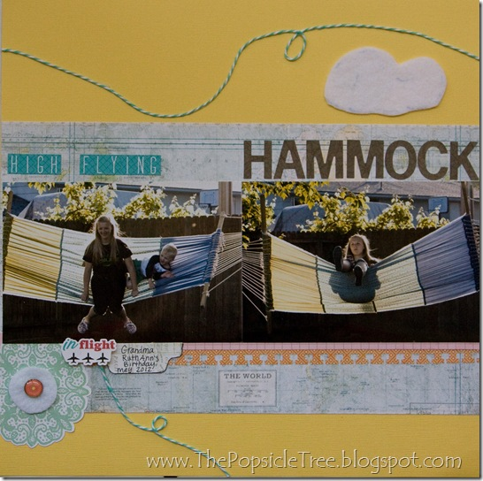 High Flying Hammock 2