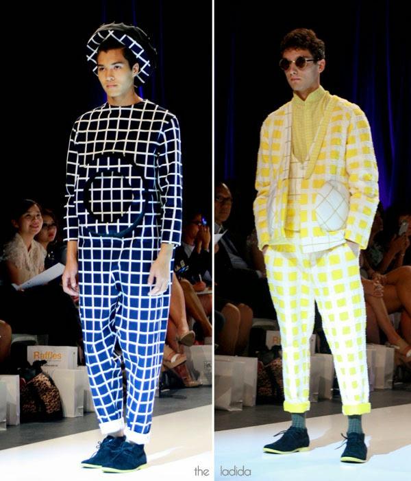 Raffles Graduate Fashion Show 2013 - Matiny Ng (2)