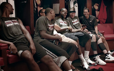 2013 samsung always on commercial 1 King James Wears LeBron 11 in Samsung Always On Ad