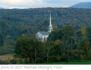 'New England Church at Dusk' photo (c) 2007, Matthew Midnight - license: http://creativecommons.org/licenses/by/2.0/