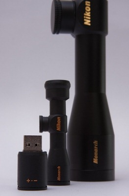 Riflescope USB flash drive