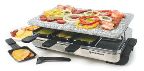 Swissmar-Raclette-Stone-Grill