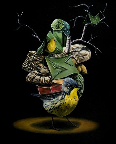 His Birden