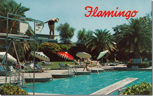The Flamingo Hotel, Las Vegas, Nevada  pg. 1