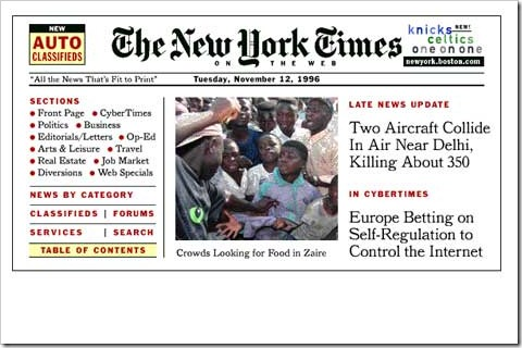 nytimes first look