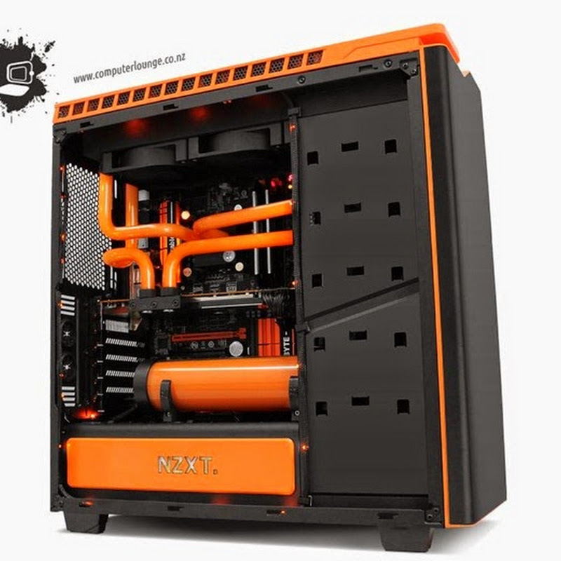 Another devilishly good looking custom PC from Computer Lounge NZ, check it out!