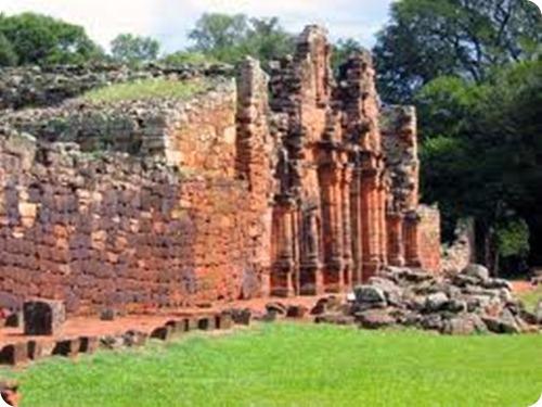 misiones ruinas san ignacio