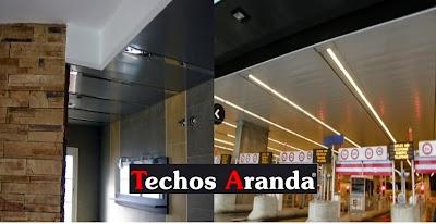 Techos de aluminio en Cornellá De Llobregat