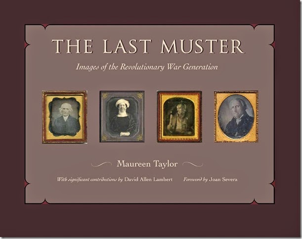 The Last Muster cover