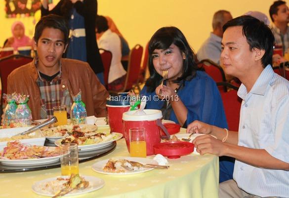 Dinner Terakhir Student IM Bangi Golf Resort