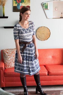 Penelope Pippa Peplum Sew a Straight Line-14
