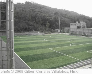 'KIST Soccer Field' photo (c) 2009, Gilbert Corrales Villalobos - license: http://creativecommons.org/licenses/by-sa/2.0/