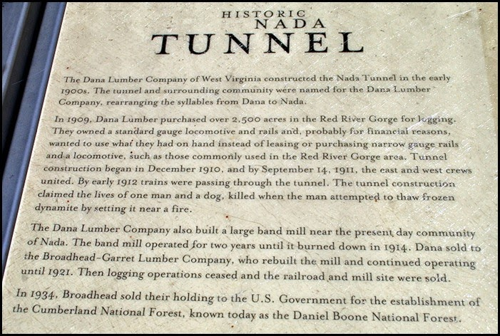 02 - Nada Tunnel Sign