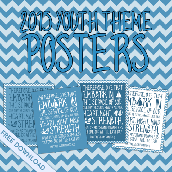 2015 Youth Theme Posters Free Download