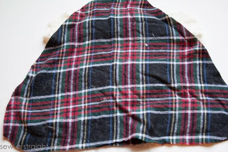 santa face pillows sew a straight line-6