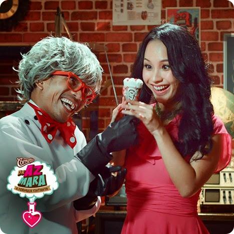Cornetto's Dr Az Mara - Red Velvet