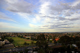 The View From Our Room - Melbourne, Australia